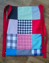 Boxzak patchwork/blokken