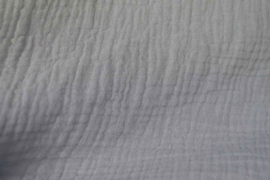 Hydrofielstof uni lichtgrijs (061)