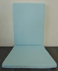 Kussenset schommelstoel wafelkatoen