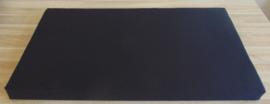 Kussen stuva bank uni  katoen 90 x 50 x 6 cm