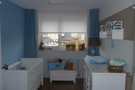 Set voor babykamer Tijmen