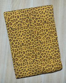 (V) Hydrofiele doek panterprint XL