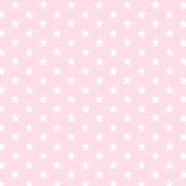 Kleine sterren poederroze (012)