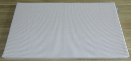 Kussen stuva bank wafelkatoen 90 x 50 x 4 cm