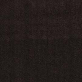 Vilt donkerbruin (058)