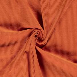Ribcord grof oranje (036)