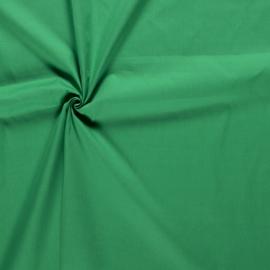 Uni katoen groen (025)
