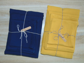 Set hydrofiele doeken