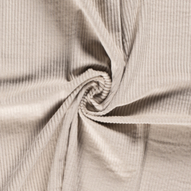 Ribcord grof beige (052)
