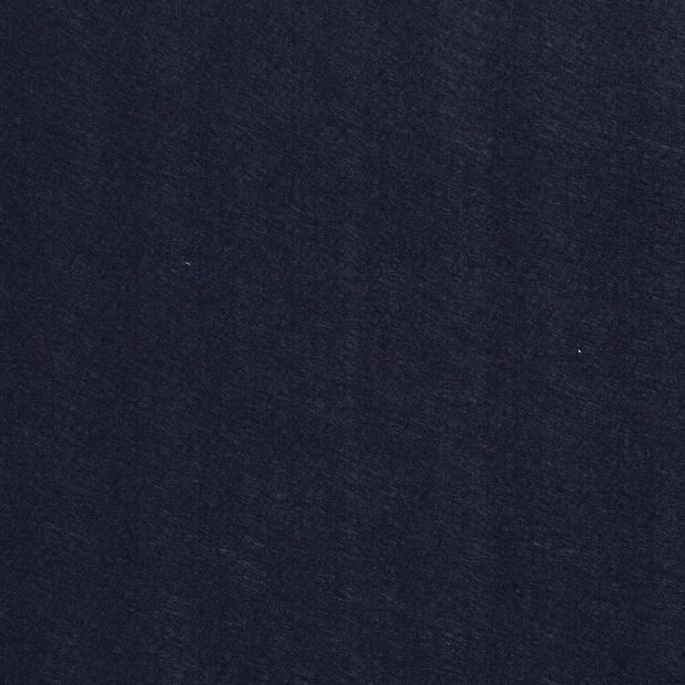 Vilt donkerblauw (008)