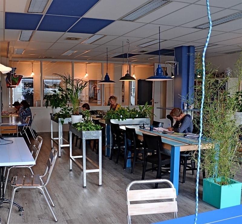 foto;s Op Maat studiebeg, nieuwe locatie