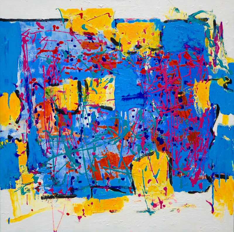 Nieuw/Abstract Painting