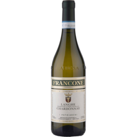Francone Langhe Chardonnay I Patriarchi 2019