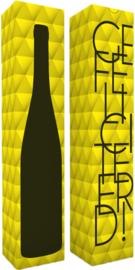 Gefeliciteerd! Geschenkverpakking 1 wijnfles