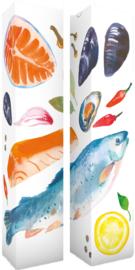 Seafood Geschenkverpakking 1 wijnfles
