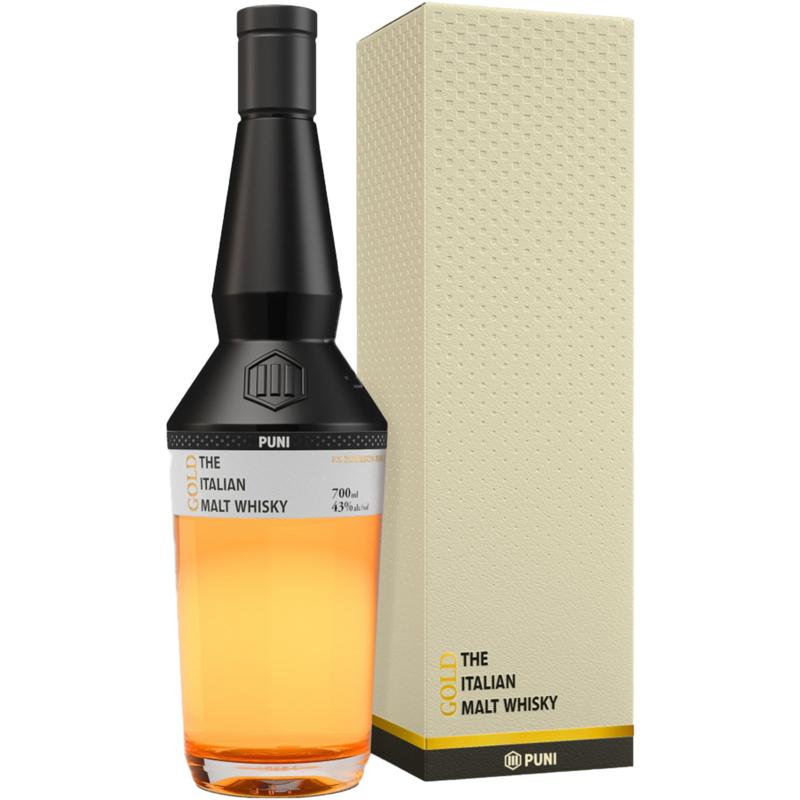 Puni Distllery Puni Gold Italian Single Malt Whisky 5 Years 43%