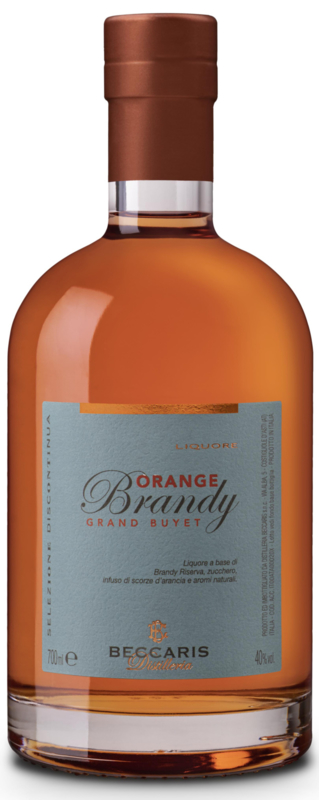 Orange Brandy Grand Buyet 40%