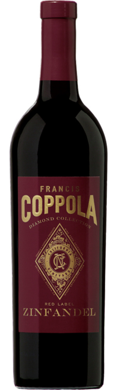 Francis Ford Coppola Zinfandel Diamond Collection 2017