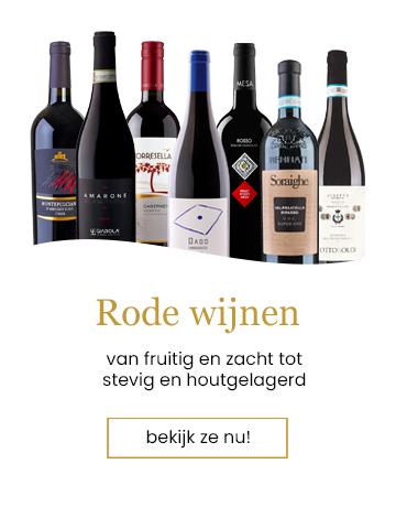 Rode wijnen Boonstra Wijnen
