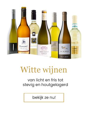 Witte wijnen Boonstra Wijnen