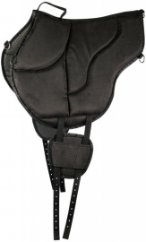 Bare backpad