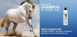 Rosewater Shampoo 473 ml