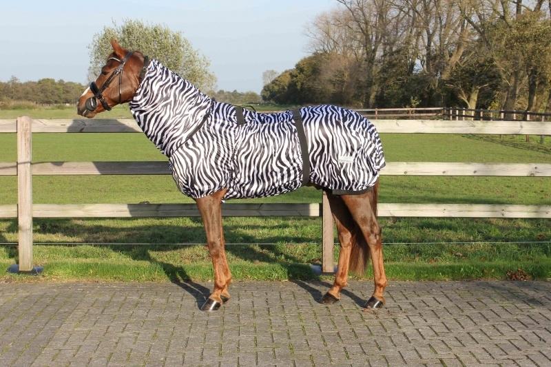 Eczeemdeken QHP zebra