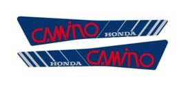 Honda Camino Set Blue/Grey/Red