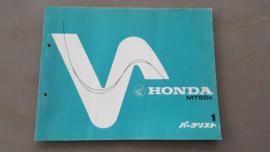 Honda MT50z 1ste Editie