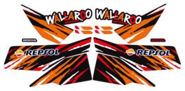 "Honda Wallaroo Special Set ""Repsol"""