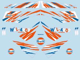 "Honda Wallaroo Special Set ""GULF"""