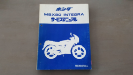 Honda MBX80 Integra