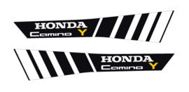 Honda PA50 Set Young Transparent