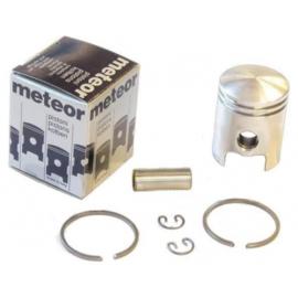 3] Piston Set Meteor (Polini) Ø46mm