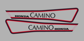 Honda Camino Set Red