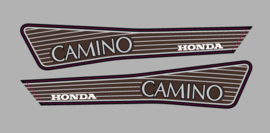 Honda Camino Set Deluxe