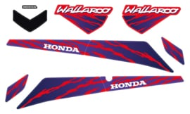1993 Honda Wallaroo Set 3
