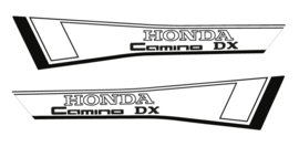 Honda Camino Set DX