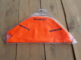 3A] Saddle Cover Fluor Orange