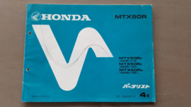 Honda MTX 50R