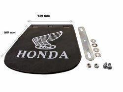 Mudflap Honda Black