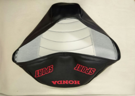 3ZW] Saddle Cover SPORT Black