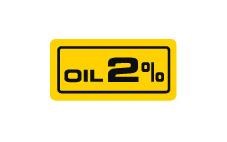 OIL 2%