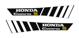 Honda PA50 Set S Transparent