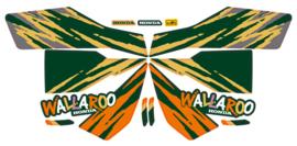 1992  Custom Green/Yellow Version