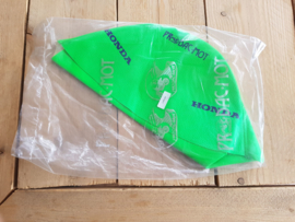 3A] Saddle Cover Fluor Green