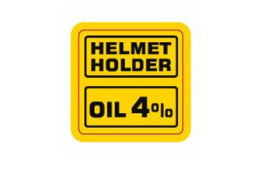 Label Helmet Holder 4%