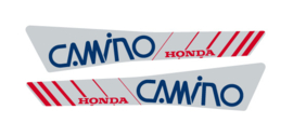 Honda Camino Set Grey/Blue/Red