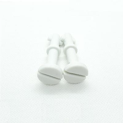 15. 2x Pin White