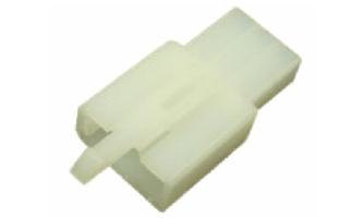 3-Pole Female Connector different colors